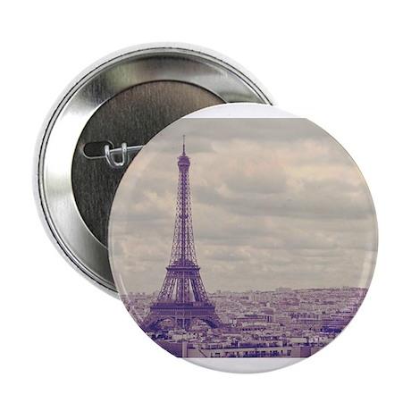"Eiffel Tower 2.25"" Button"
