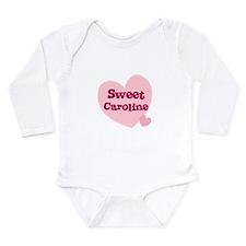 Sweet Caroline Infant Creeper Body Suit