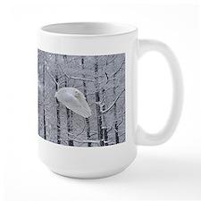 Snowy Owl, Praying Wings Mug