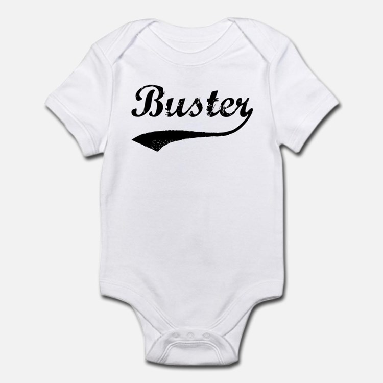 Vintage: Buster Infant Bodysuit