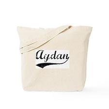 Vintage: Aydan Tote Bag