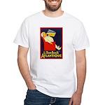 Atlantique White T-Shirt