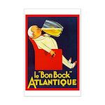 Atlantique Mini Poster Print