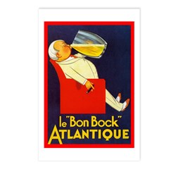 Atlantique Postcards (Package of 8)