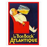Atlantique Small Poster