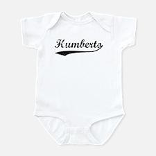 Vintage: Humberto Infant Bodysuit