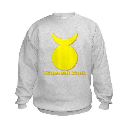 Horned God Kids Sweatshirt