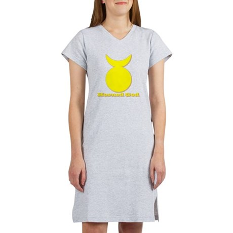 Horned God Women's Nightshirt