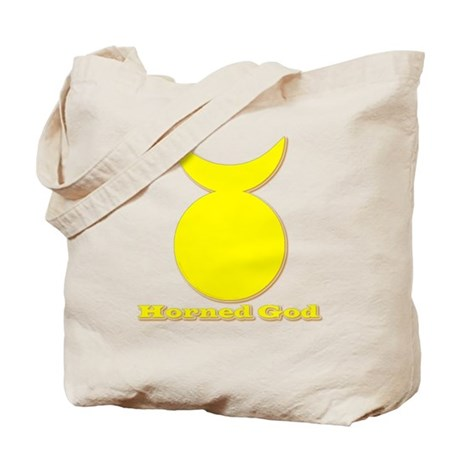 Horned God Tote Bag