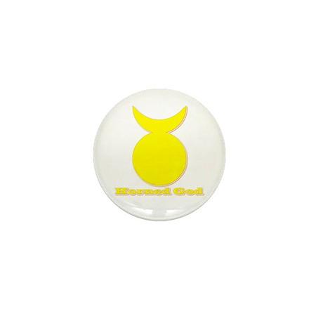 Horned God Mini Button (10 pack)