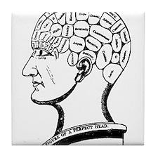 Cool Mind Tile Coaster