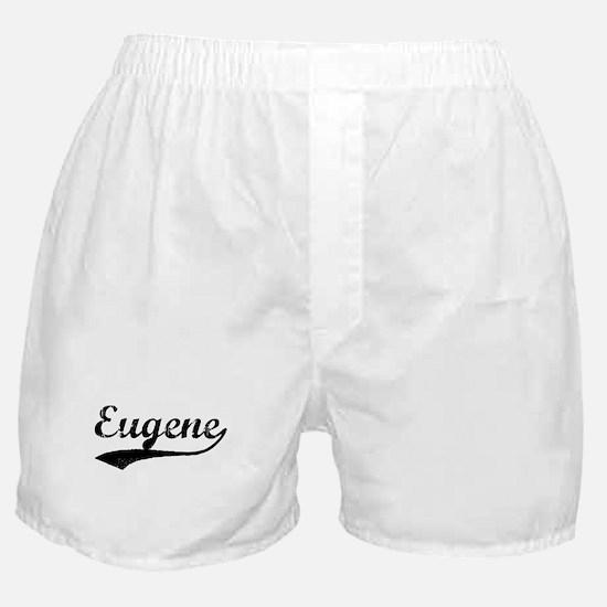 Vintage: Eugene Boxer Shorts