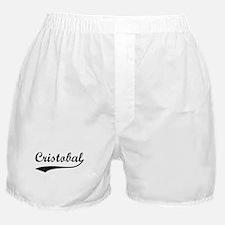Vintage: Cristobal Boxer Shorts
