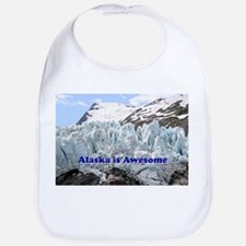 Alaska is Awesome: Portage Glacier, USA Bib