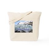 Alaska Regular Canvas Tote Bag