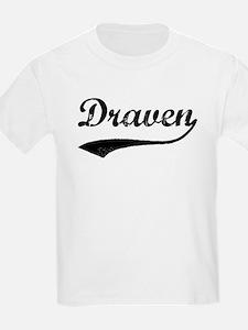 Vintage: Draven Kids T-Shirt