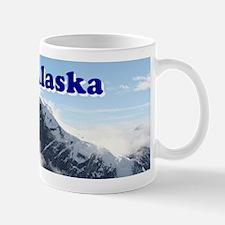 Alaska: Alaska Range, USA Mug