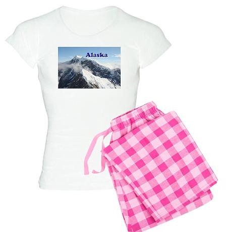 Alaska: Alaska Range, USA Women's Light Pajamas