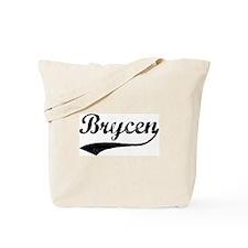 Vintage: Brycen Tote Bag