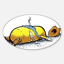 Dead Twinkie Decal