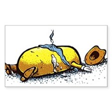 Dead Twinkie Decal