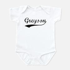 Vintage: Greyson Infant Bodysuit