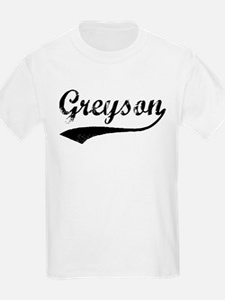 Vintage: Greyson Kids T-Shirt