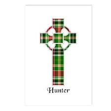 Cross - Hunter Postcards (Package of 8)