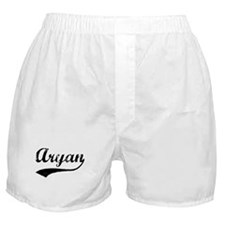 Vintage: Aryan Boxer Shorts