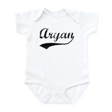 Vintage: Aryan Infant Bodysuit