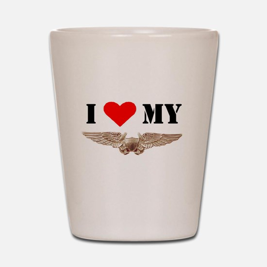 Funny Spouse Shot Glass