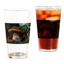 Boletus incredulis Drinking Glass