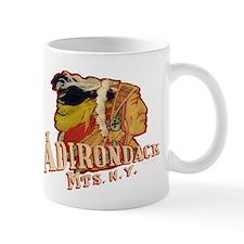 Adirondack Indian Small Mug