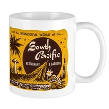South Pacific Tiki Bar Small Mug