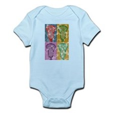 Lacrosse Infant Bodysuit