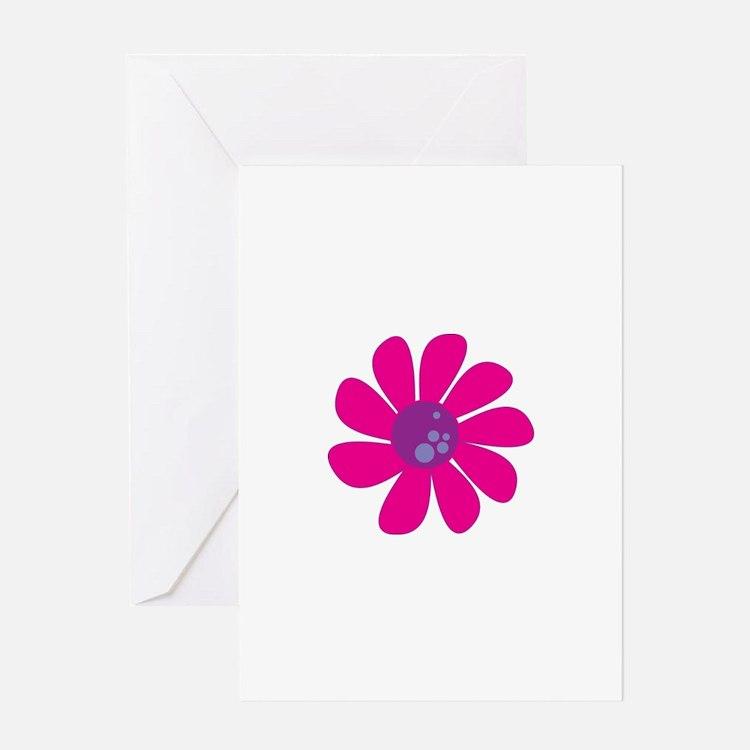 Munchkin Daisy Greeting Card