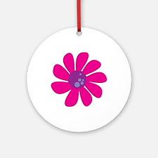 Munchkin Daisy Ornament (Round)