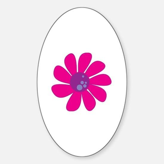 Munchkin Daisy Sticker (Oval)
