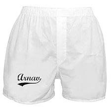 Vintage: Arnav Boxer Shorts