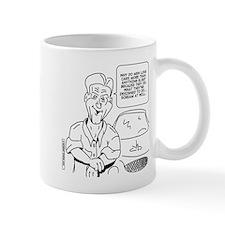 Cute Automobile technician Mug