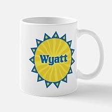 Wyatt Sunburst Mug