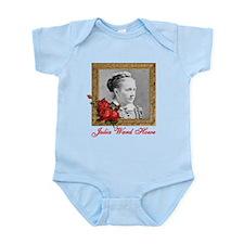 Julia Ward Howe Infant Bodysuit
