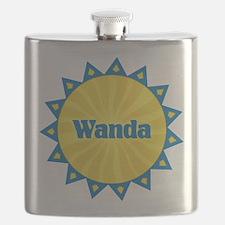 Wanda Sunburst Flask