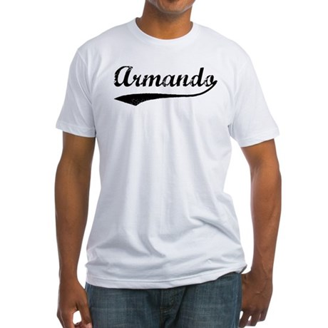 Vintage: Armando Fitted T-Shirt