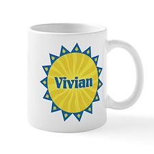 Vivian Sunburst Mug
