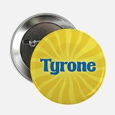 """Tyrone Sunburst 2.25"""" Button"""