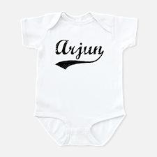 Vintage: Arjun Infant Bodysuit