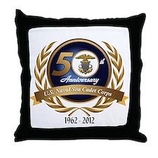 Naval Sea Cadet Corps - 50th Anniversary Throw Pil