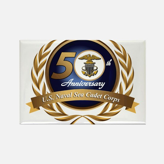 Naval Sea Cadet Corps - 50th Anniversary Rectangle