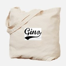Vintage: Gino Tote Bag